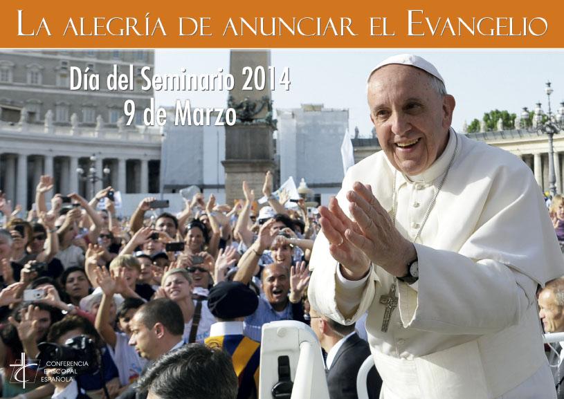 Día del seminarista