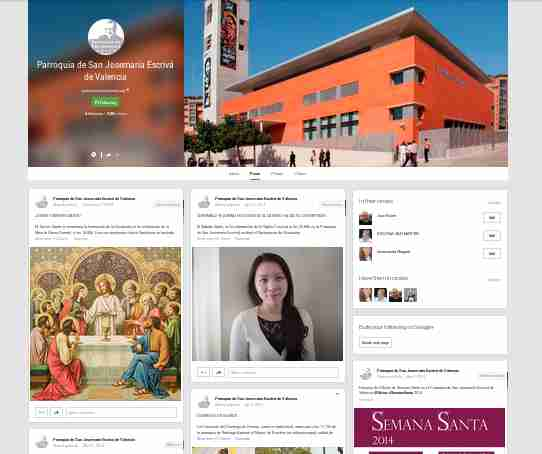 parroquia sanjosemaria google plus