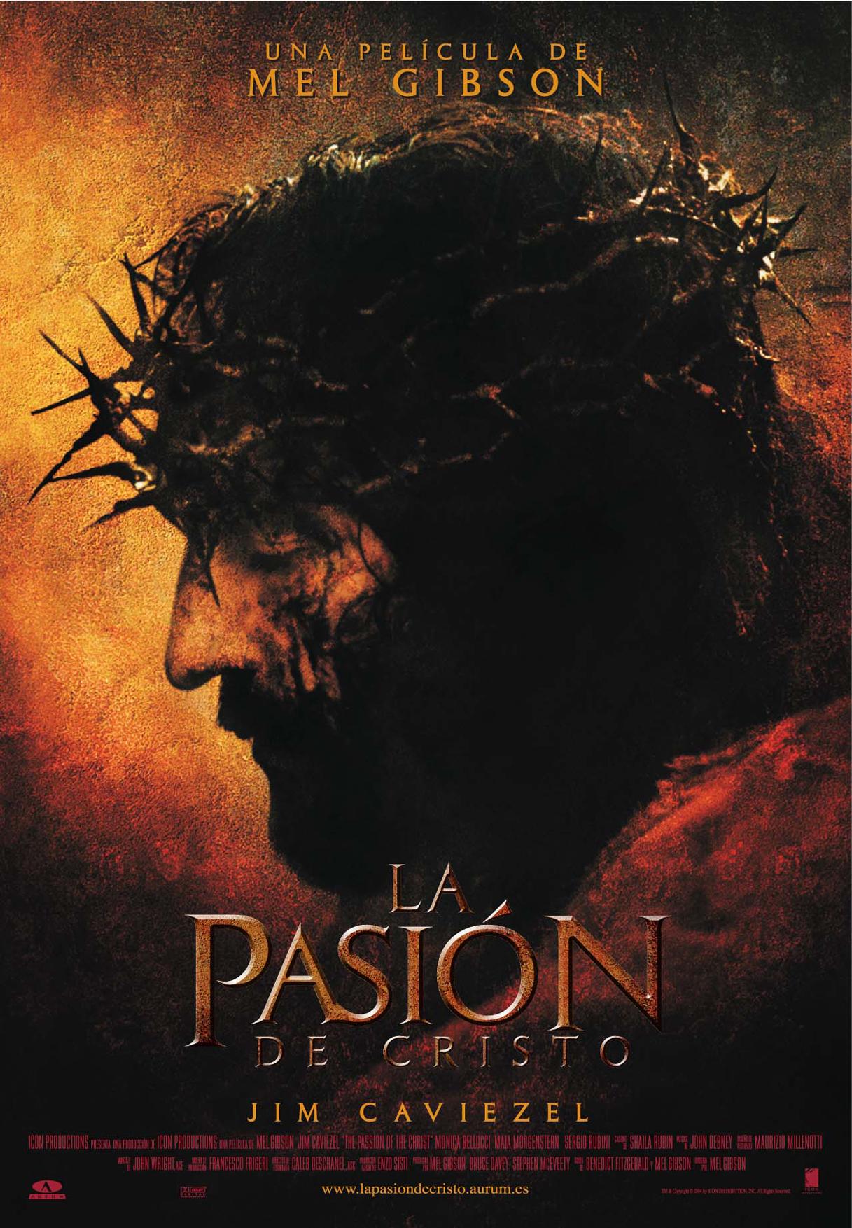 La-pasión-de-Cristo