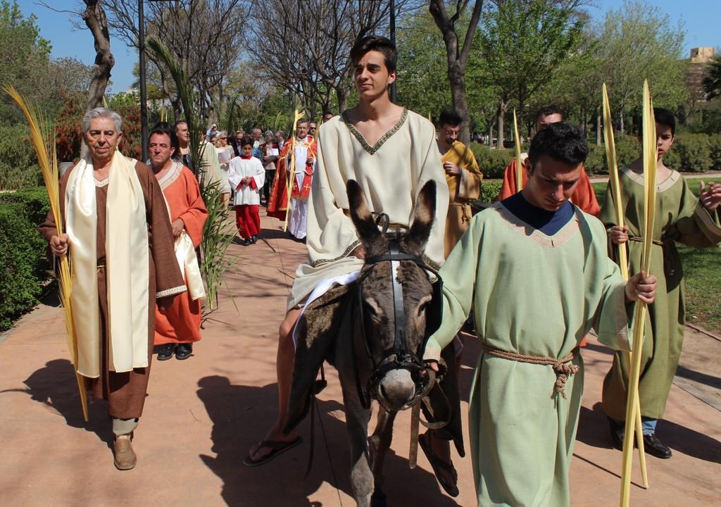 procesion ramos