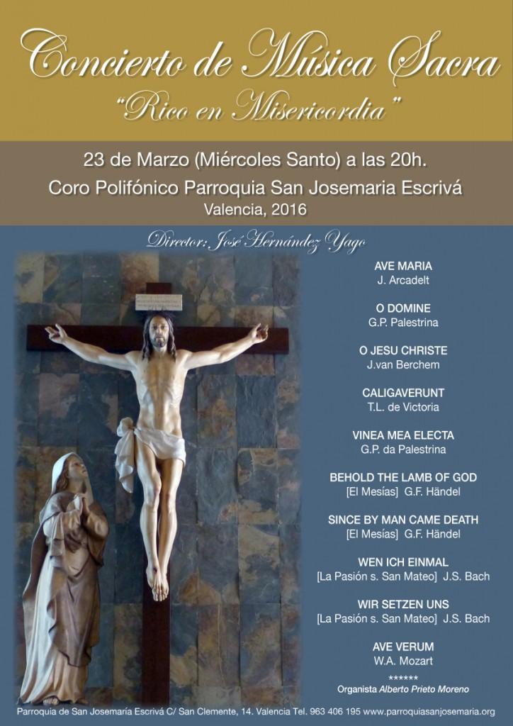 concierto muscia sacra