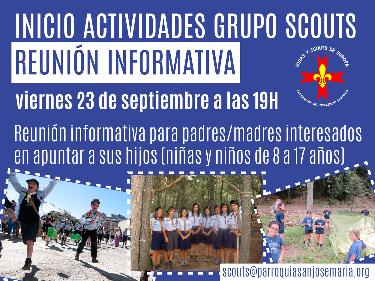 grupo scouts
