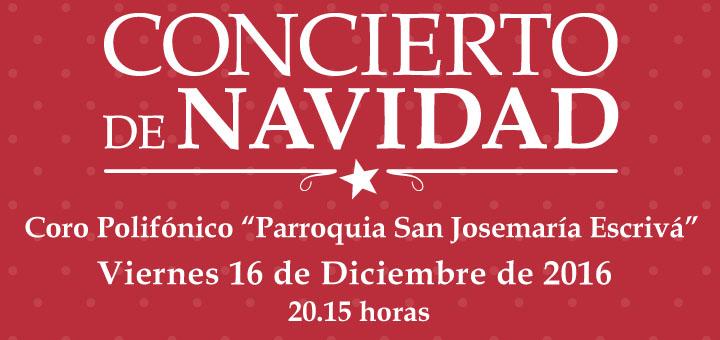 concierto navidad